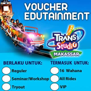 Voucher Trans Studio Makassar