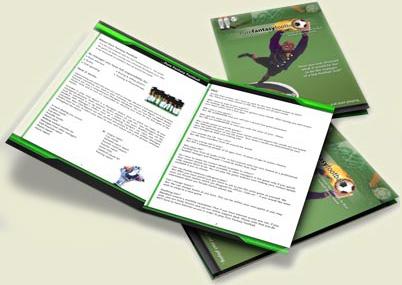 Contoh Brosur Bi-Fold