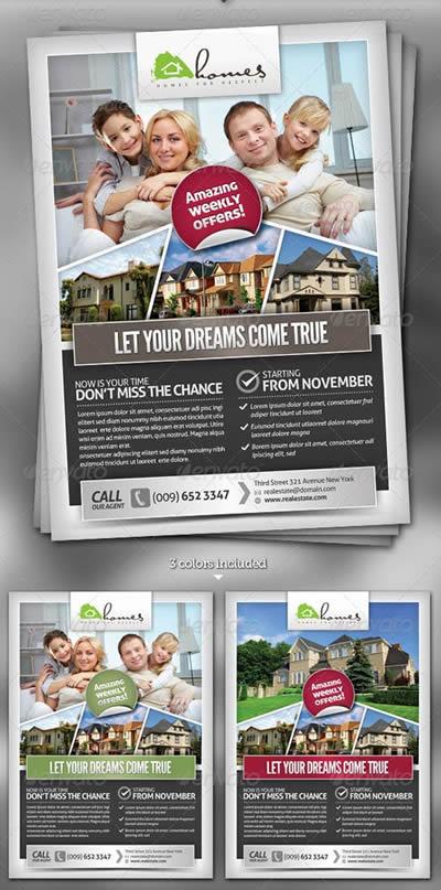 Brosur Perumahan - Real Estate