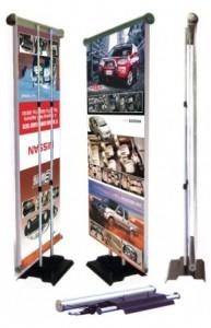 Roll Banner - Electric - Otomatis - Elektrik
