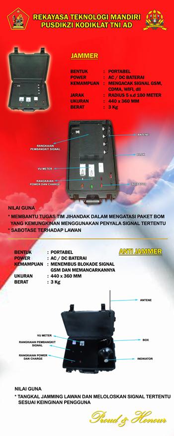 banner pusdikzi kodiklat TNI AD