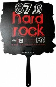 Kipas Plastik Hard Rock FM