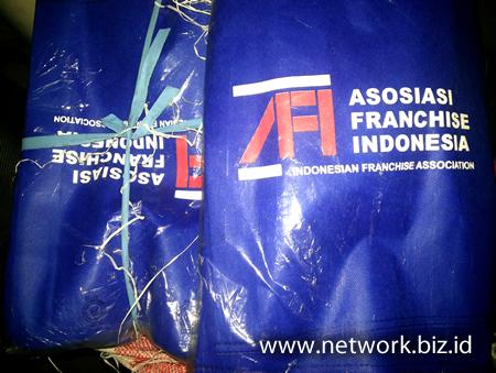 Tas Puring Asosiasi Franchise Indonesia